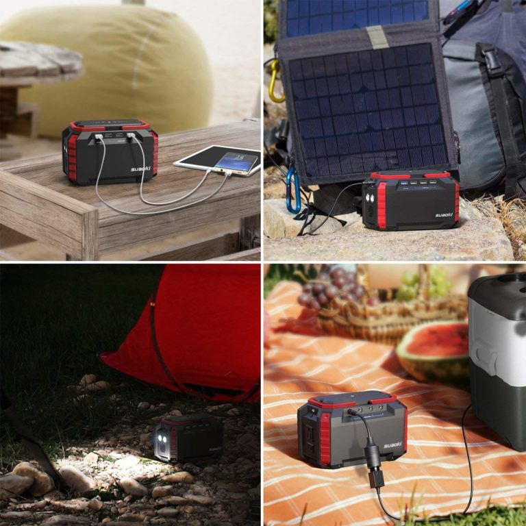 Best Solar Generators for Camping