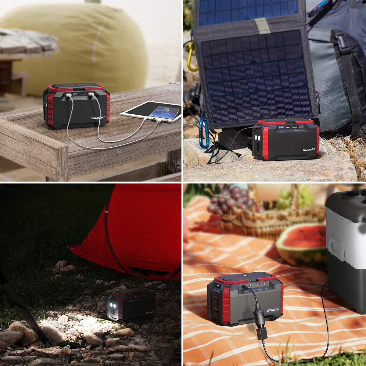 Best Solar Generators for Camping